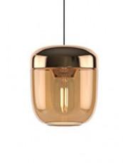 UMAGE Acorn Pendel - Amber Brass