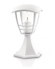 Philips myGarden Creek Stander-/søjlelampe lav Hvid