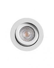 HiluX D3 LED Spot 5W - Ra97 - 380LM - 2700K - Hvid