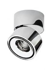 ANTIDARK - EASY W75 Væg-/Loftlampe - Krom