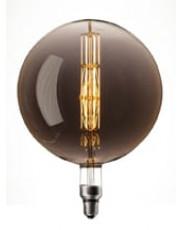 Calex XXL Manhatten LED lampe - Titanium - 8W