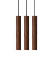 UMAGE Chimes Cluster 3 - Dark Oak
