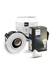 Philips Hue White + HiluX D10 indbyg