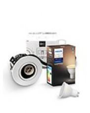 Philips Hue White Ambiance + HiluX D10 indbyg