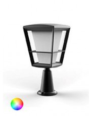 Philips Hue Econic Color - 32cm Bedlampe