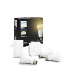 Philips Hue Ambiance Starter kit - E27 Hvid