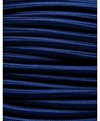 Mørkeblå stofledning