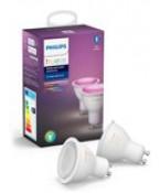 Philips Hue Color LED spot - GU10 - 2-pak