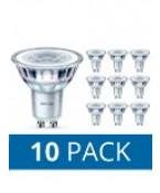 GU10 - PHILIPS LED Spot - 5W - 10-PACK