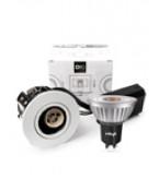 HiluX D10 Indbygningsspot - inkl. HiluX R8 LED spot