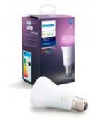 Philips Hue LED pære - E27 Farvet - BT