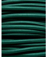 Mørkegrøn stofledning