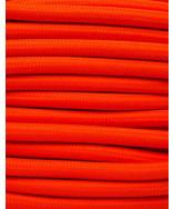 Neon orange stofledning