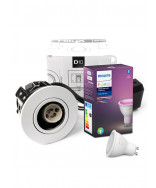 Philips Hue Color + HiluX D10 indbyg.