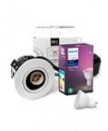 Philips Hue Color + HiluX D10 indbyg.