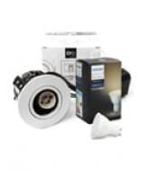 Philips Hue White Ambiance + HiluX D10 indbyg - BT