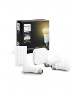 E27 - Philips Hue Ambiance Starter Kit - BT
