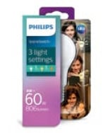 E27 - Philips SceneSwitch LED pære 8/5/2W