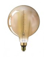 E27 - Philips Vintage XXL Globe LED - 5W