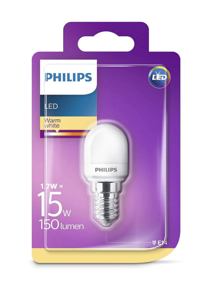 Image of   E14 - Køleskabs LED - 1.7W