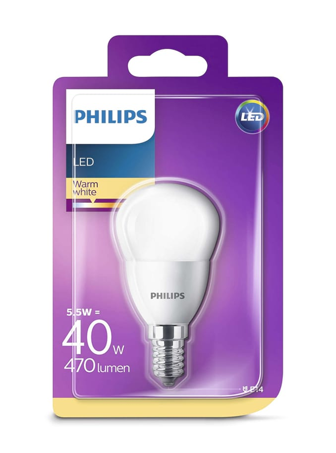 Image of   E14 - Philips Krone LED - 5.5W