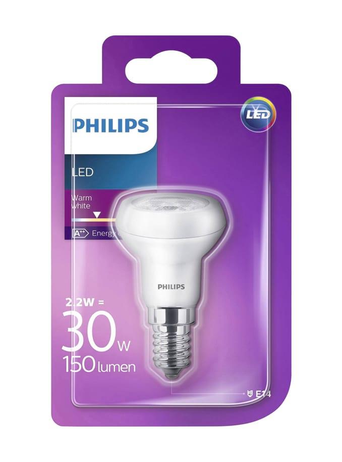 Image of   E14 - Philips LED Reflektor Spot - 2.2W