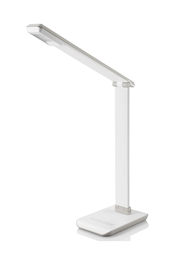 Philips Crane Bordlampe LED Hvid