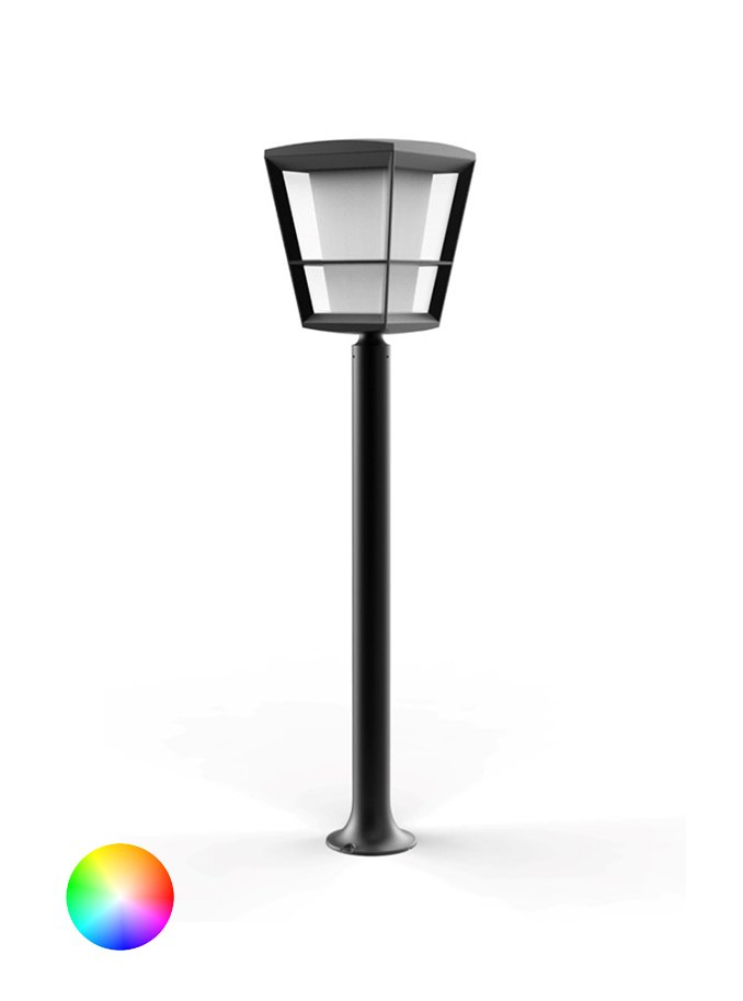 Image of   Philips Hue Econic Color - 100cm Bedlampe