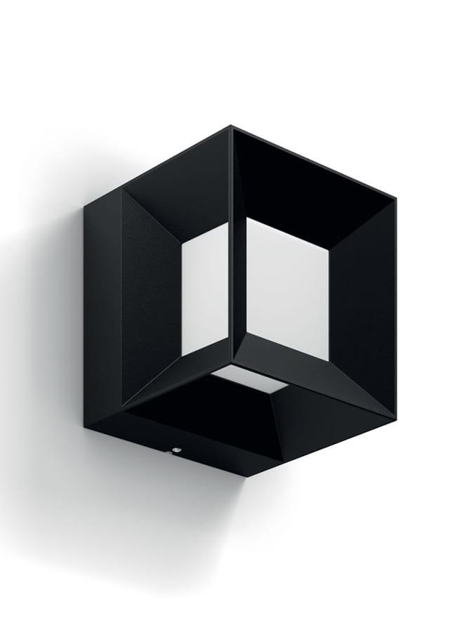 Image of   Philips myGarden Parterre Væglampe LED Sort