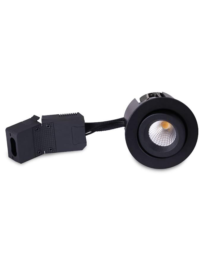 Image of   HiluX D12 indbygningsspot - inkl. Ra96 LED lyskilde