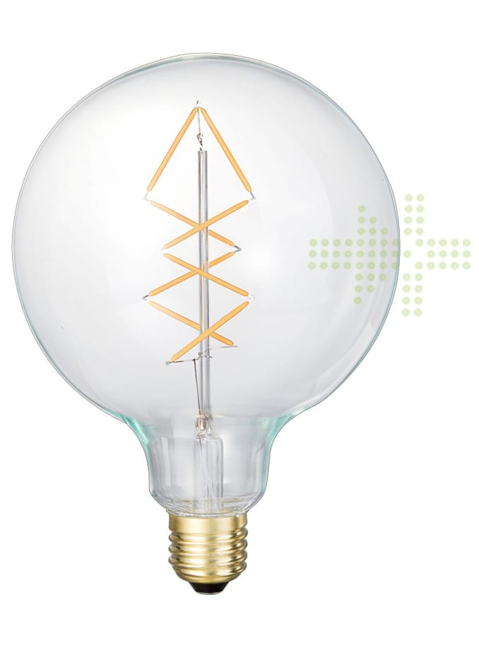 Image of   LED Globepære - HiluX G11 -12,5cm - Ra95 - Dæmpbar