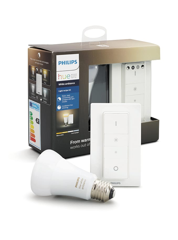 Image of   Philips Hue Wireless Dimming Kit - Ambiance - BT