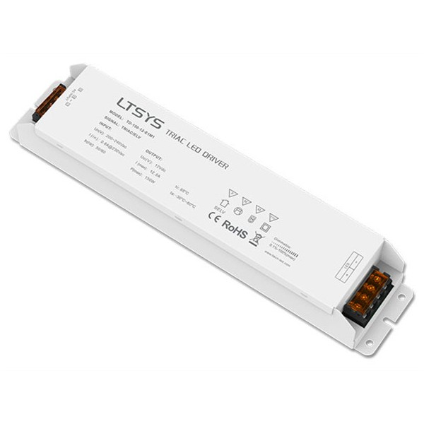 Triac LED Driver - 150W m. PUSH dæmp