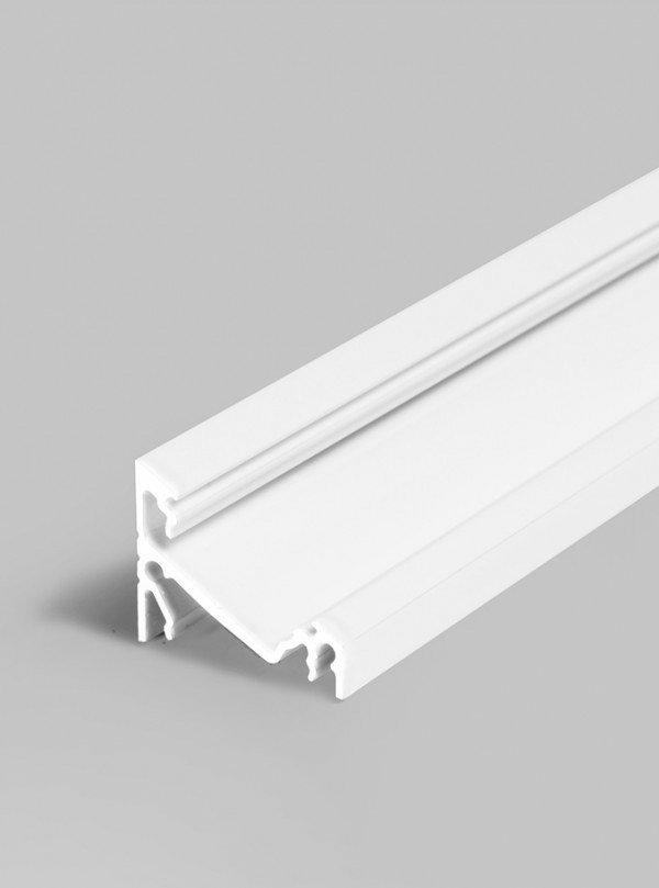 Image of   Aluminiumsprofil - Model C til Philips Hue LightStrip Plus