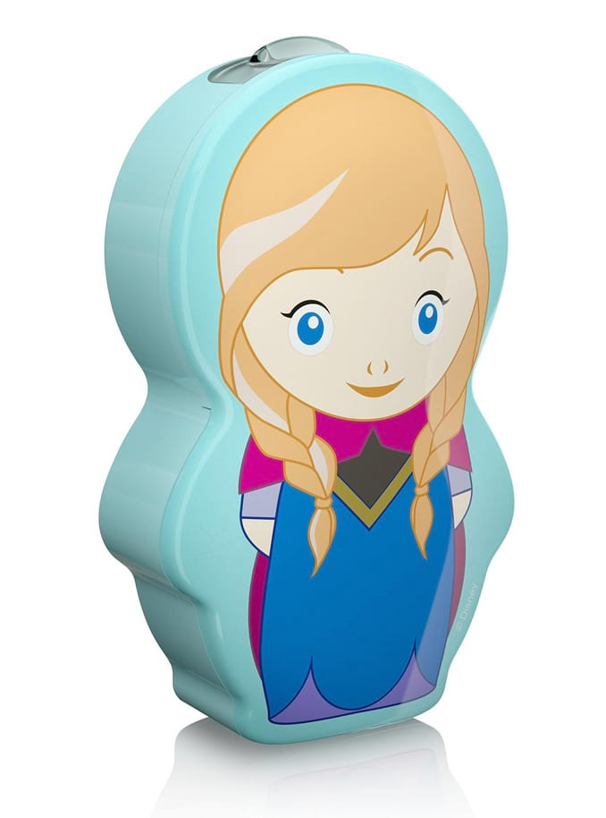 Image of   Philips Disney Frost Anna LED lommelygte