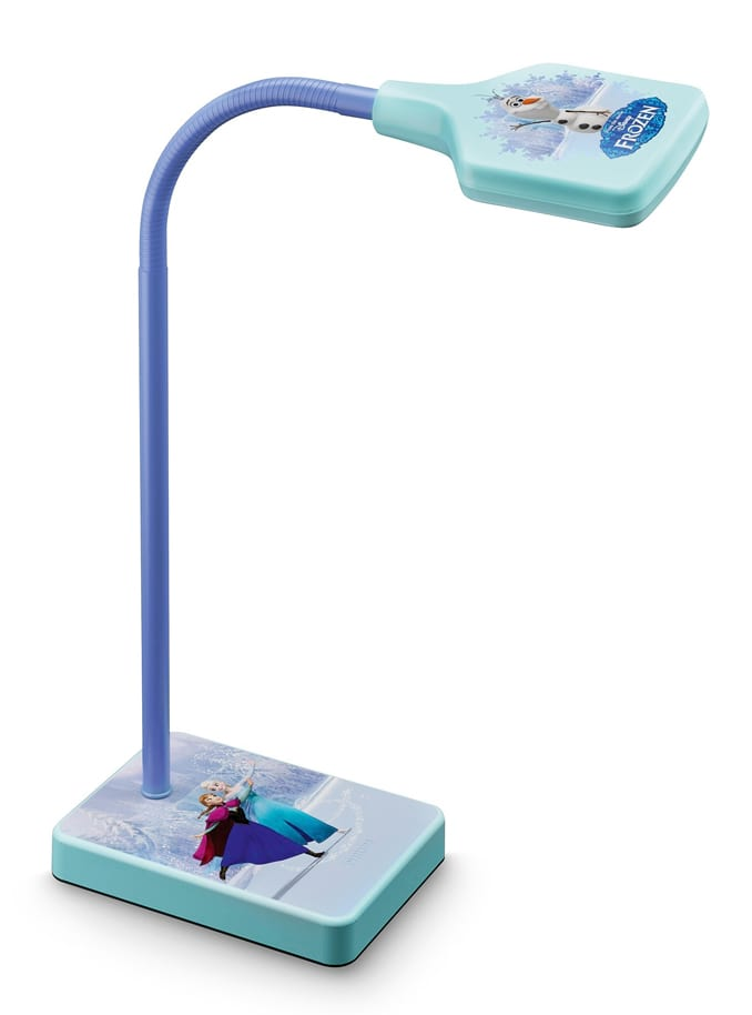 Image of   Philips Disney Frost LED bordlampe