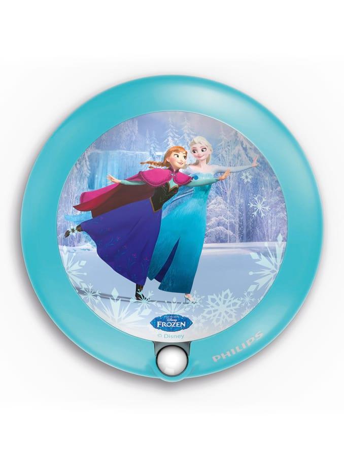 Image of   Philips Disney Frost LED væglampe med sensor