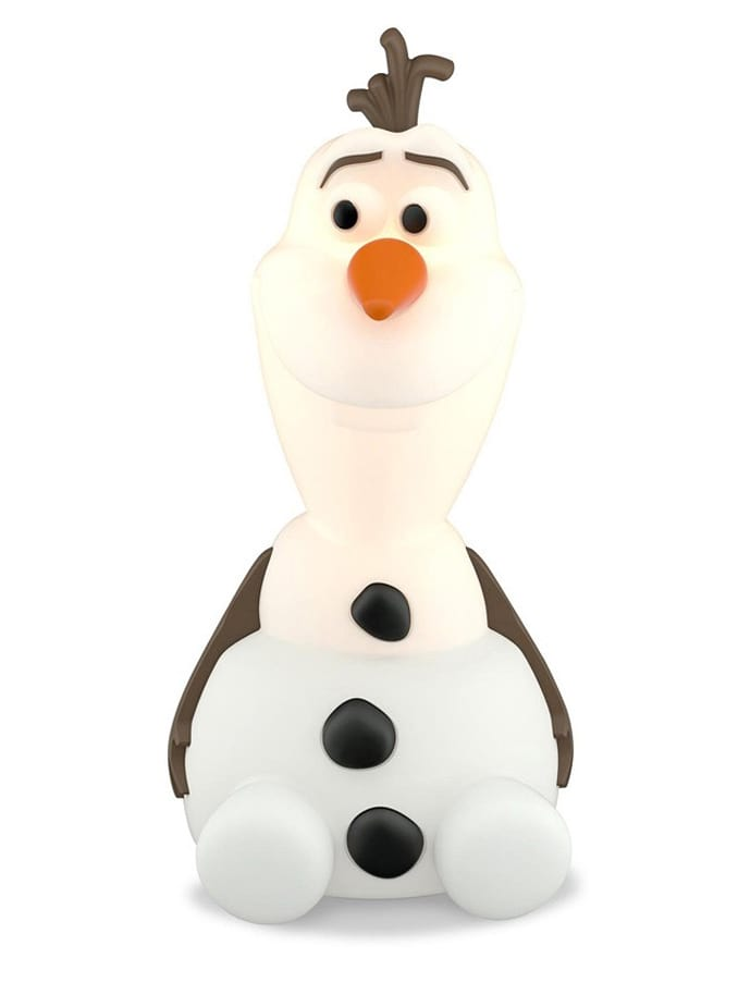 Image of   Philips Disney Frost Olaf LED natlampe