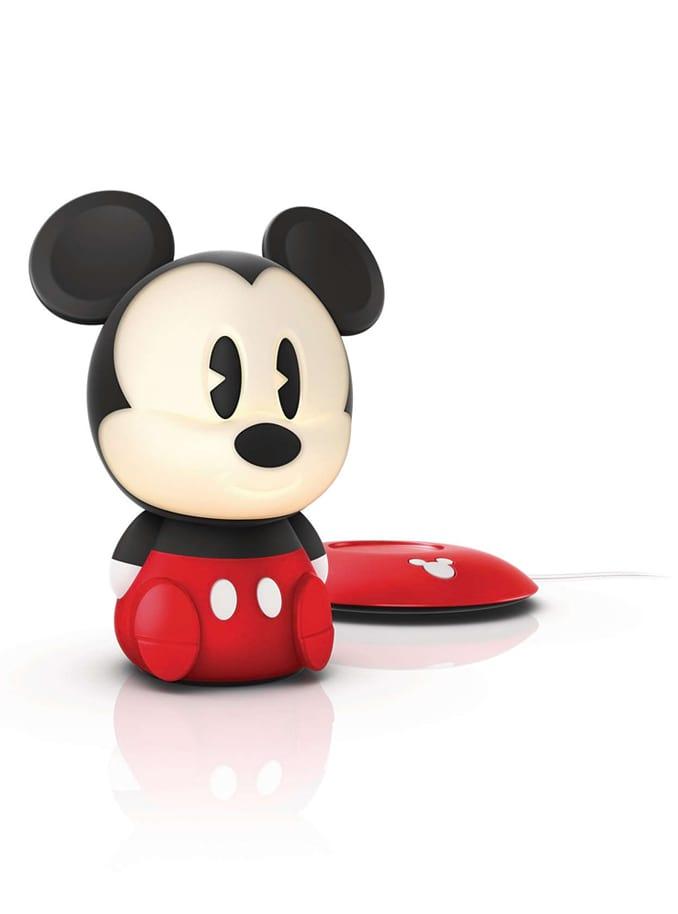 Image of   Philips Disney Mickey LED bordlampe