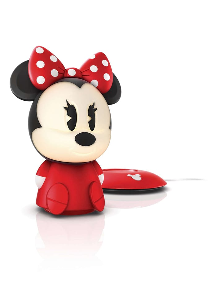 Image of   Philips Disney Minnie LED lommelygte