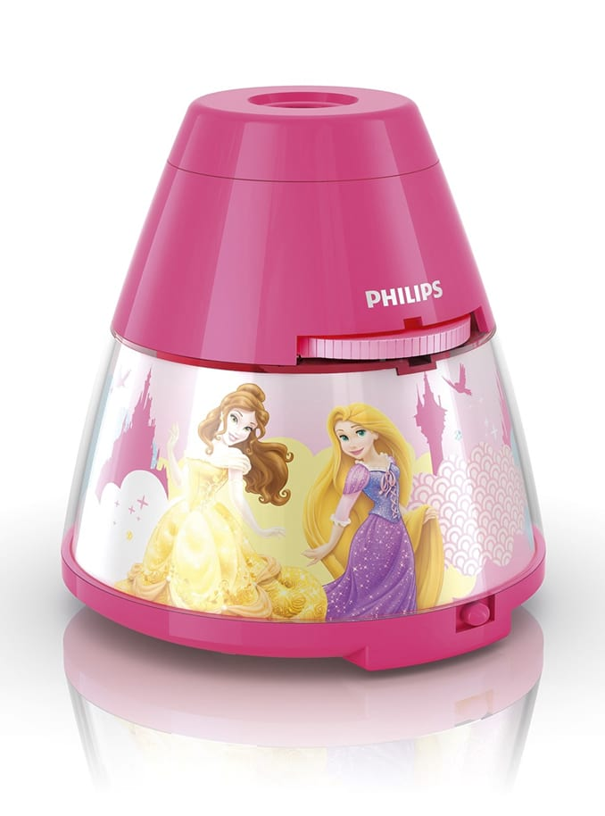 Image of   Philips Disney Princess LED bordlampe