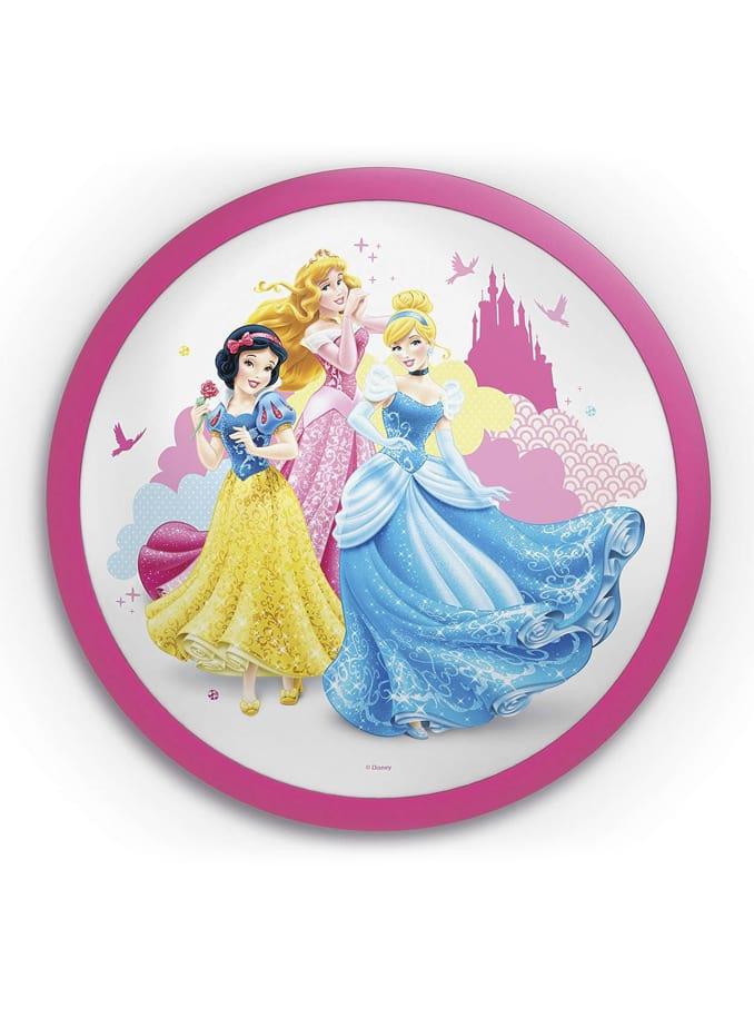 Image of   Philips Disney Princess LED væglampe