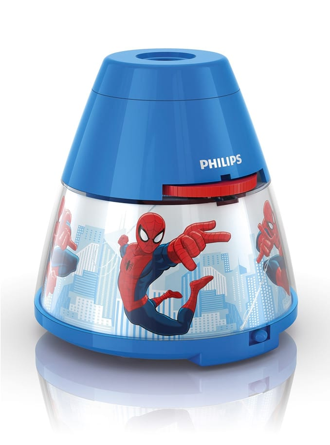Image of   Philips Disney Spider-Man LED bordlampe