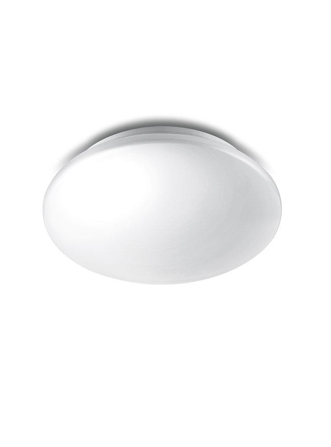 Image of   Philips Essentials Moire 10 W Loftslampe LED Hvid