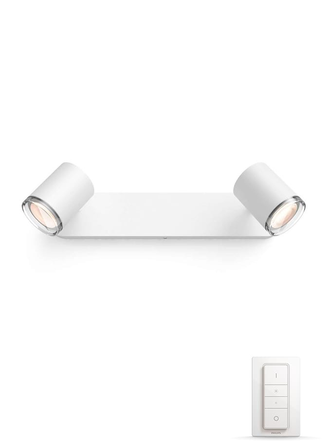 Image of   Philips Hue Adore - Double Spot - IP44