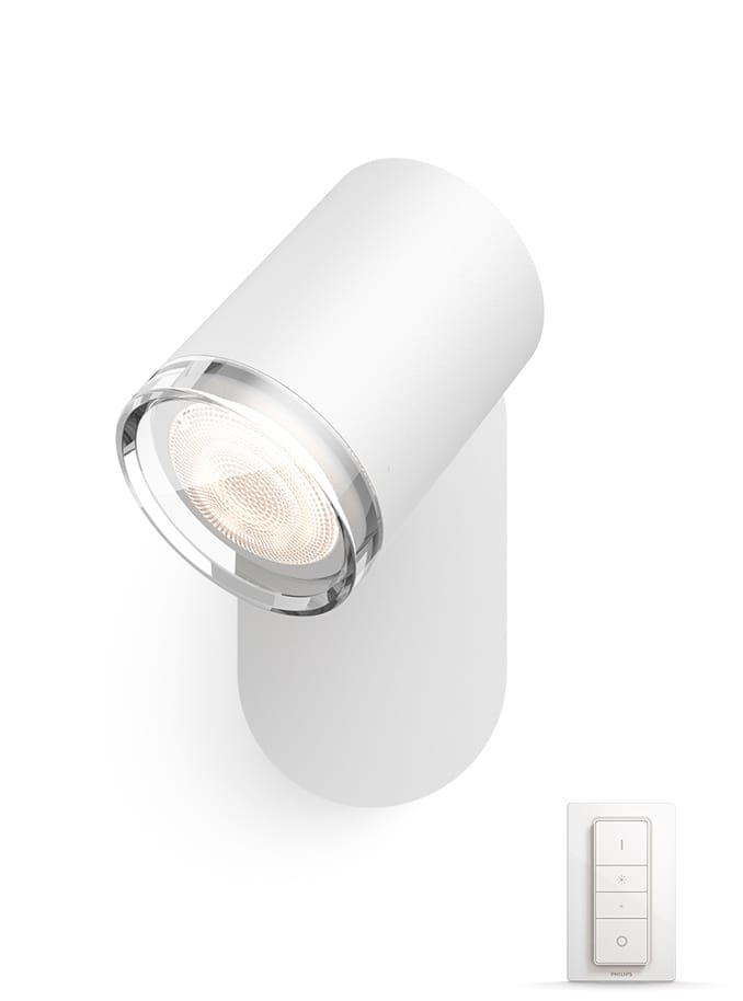 Image of   Philips Hue Adore - Single Spot - IP44