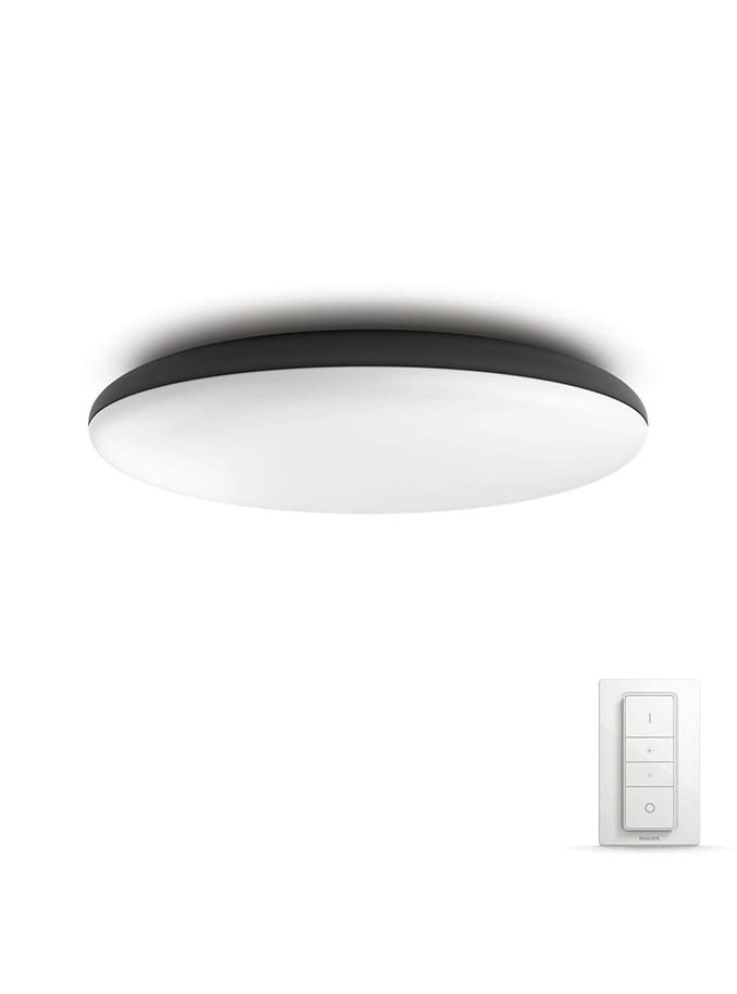 Philips Hue Cher Plafond - Sort