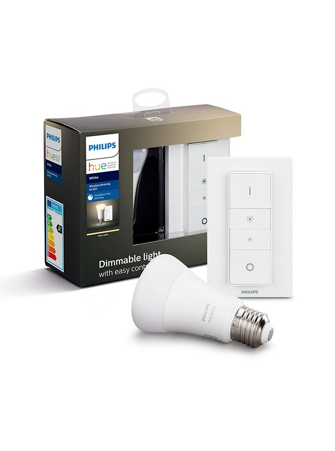 Image of   Philips Hue Wireless Dimming Kit - White - BT