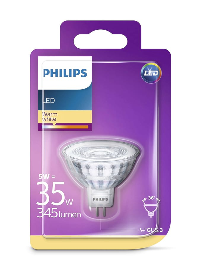 Image of   MR16 - Philips LED Spot - 5W
