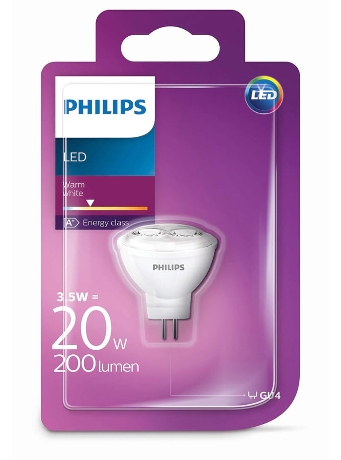 Image of   MR11 - Philips LED spot - 2,6W